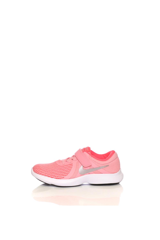 NIKE – Κοριτσίστικα παπούτσια NIKE REVOLUTION 4 (PSV) ροζ