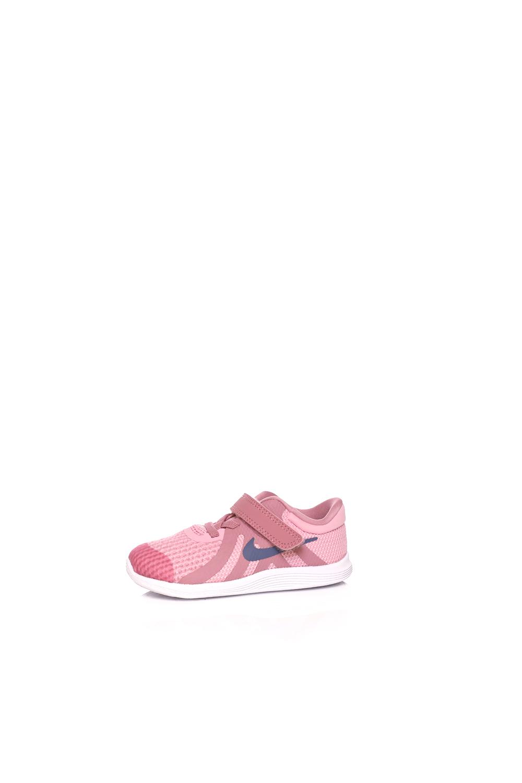 NIKE – Βρεφικά παπούτσια Nike Revolution 4 (TD) ροζ