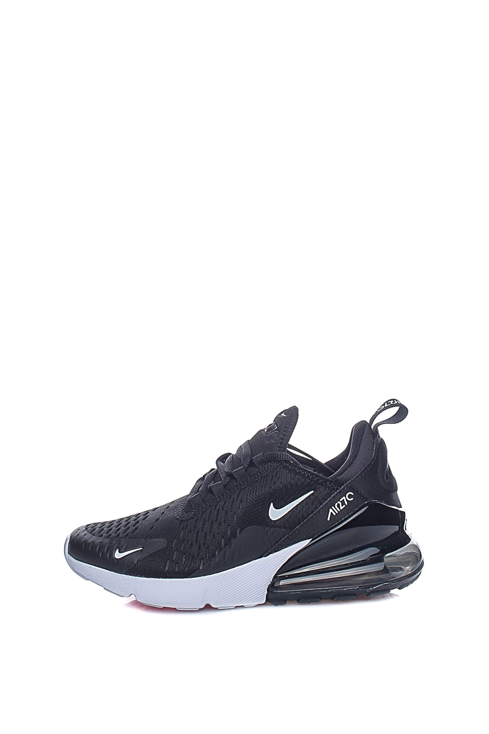 NIKE – Παιδικά παπούτσια running NIKE AIR MAX 270 (GS) μαύρα