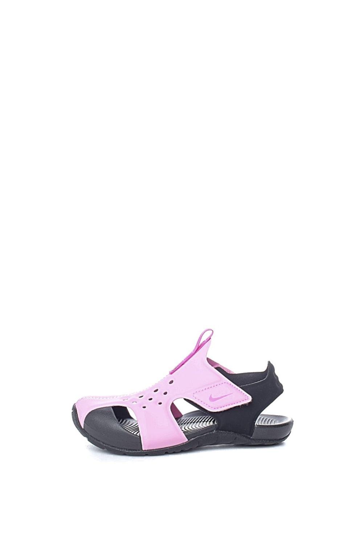 NIKE – Παιδικά πέδιλα NIKE SUNRAY PROTECT 2 ροζ