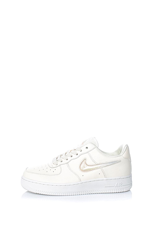 NIKE – Γυναικεία sneakers AIR FORCE 1 '07 SE PRM λευκά