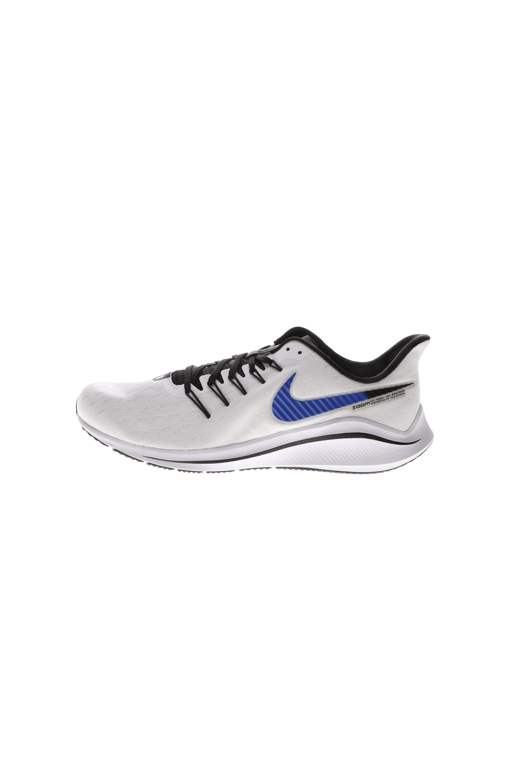 NIKE – Ανδρικά παπούτσια running NIKE AIR ZOOM VOMERO 14 λευκά μπλε
