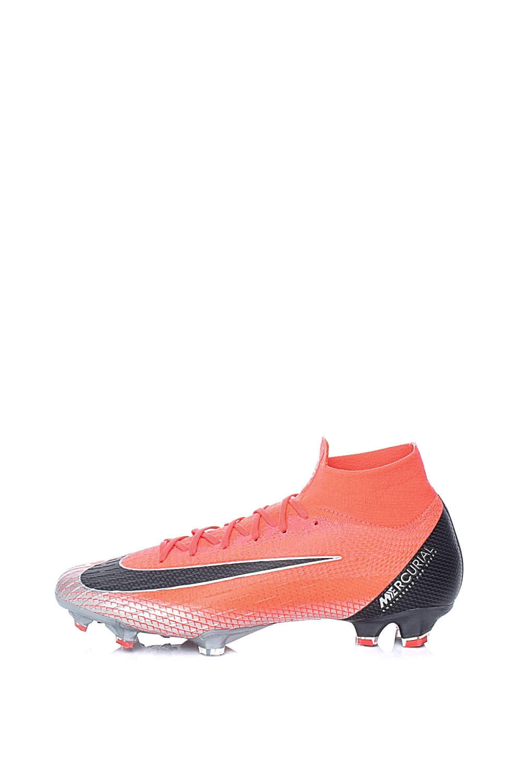 NIKE – Ανδρικά παπούτσια ποδοσφαίρου SUPERFLY 6 ACADEMY CR7 FG πορτοκαλί