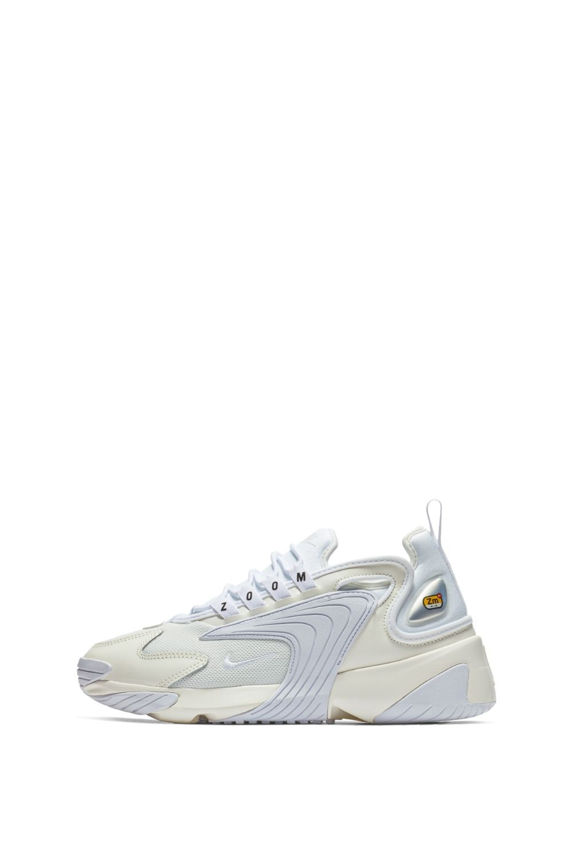 NIKE – Γυναικεία παπούτσια running NIKE ZOOM 2K λευκά