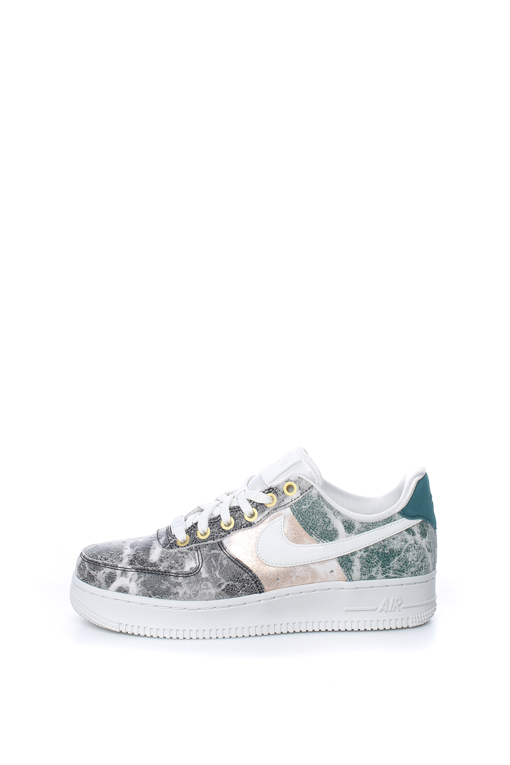 e1f65161bed CollectiveOnline NIKE - Γυναικεία παπούτσια NIKE AIR FORCE 1 '07 LXX με  print