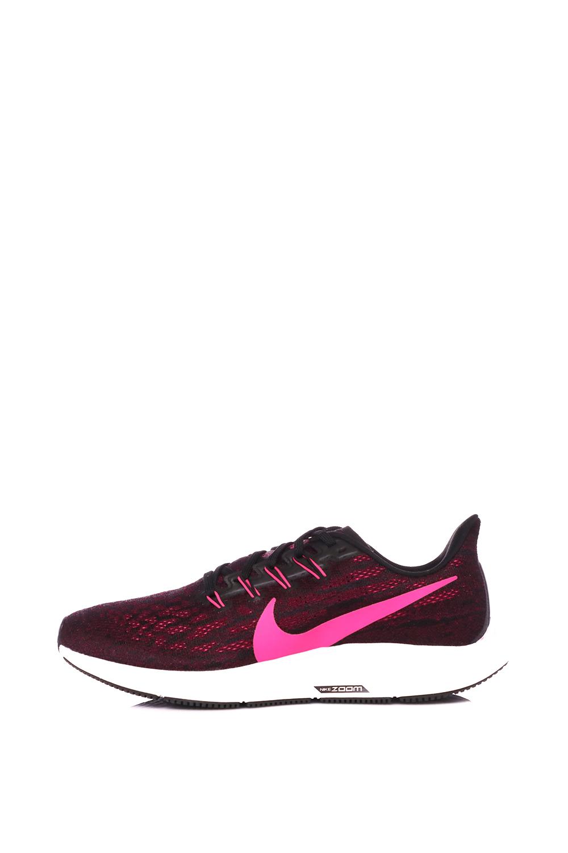 NIKE – Γυναικεία παπούτσια NIKE AIR ZOOM PEGASUS 36 μαύρα ροζ