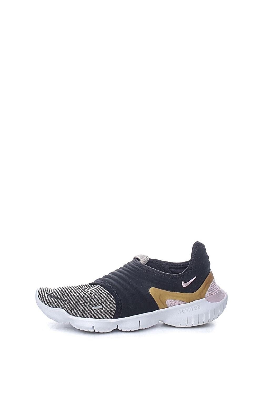 NIKE – Γυνακεία παπούτσια WMNS NIKE FREE RN FLYKNIT 3.0 μαύρα
