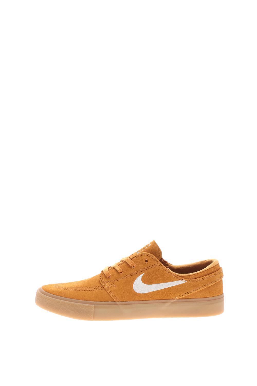 NIKE – Unisex παπούτσια skateboarding NIKE SB ZOOM JANOSKI RM μπεζ