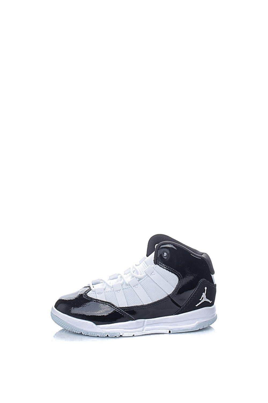 NIKE – Παιδικά παπούτσια NIKE JORDAN MAX AURA (PS) ασπρόμαυρα