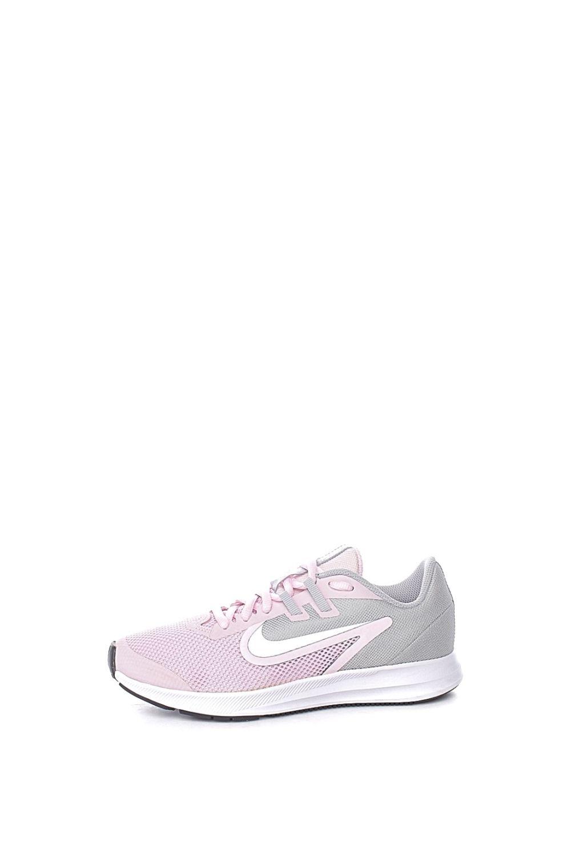 NIKE – Παιδικά παπούτσια NIKE DOWNSHIFTER 9 (GS) ροζ-γκρι
