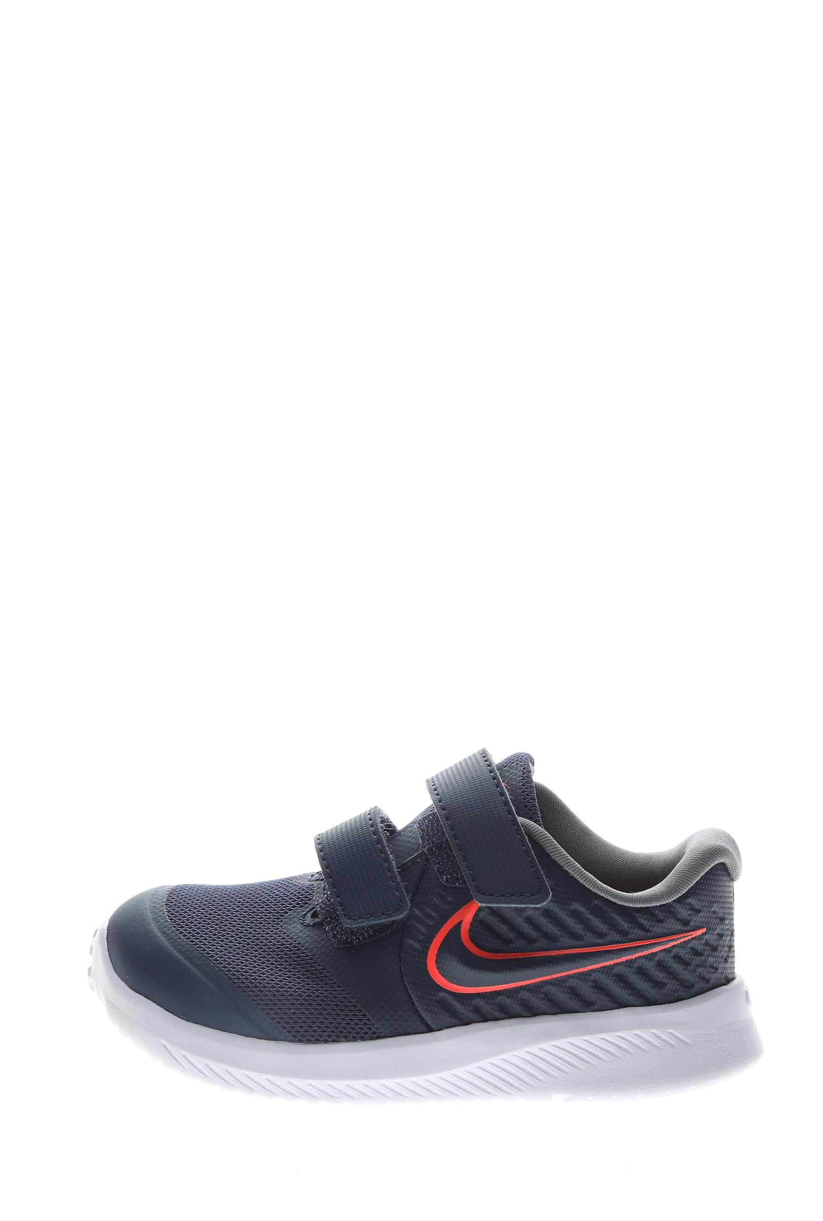 NIKE – Βρεφικά παπούτσια NIKE STAR RUNNER 2 (TDV) μπλε