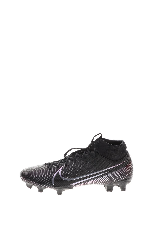 NIKE – Παπούτσια ποδοσφαίρου NIKE SUPERFLY 7 ACADEMY FG/MG μαύρα