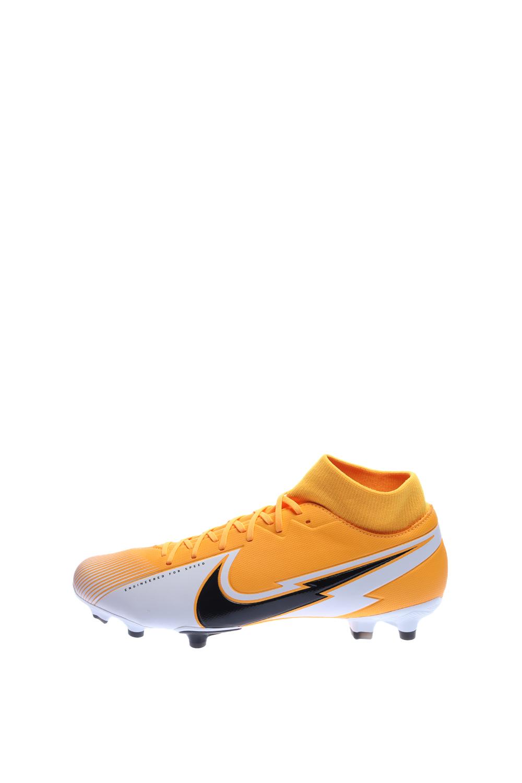 NIKE – Unisex παπούτσια football NIKE SUPERFLY 7 ACADEMY FG/MG πορτοκαλί