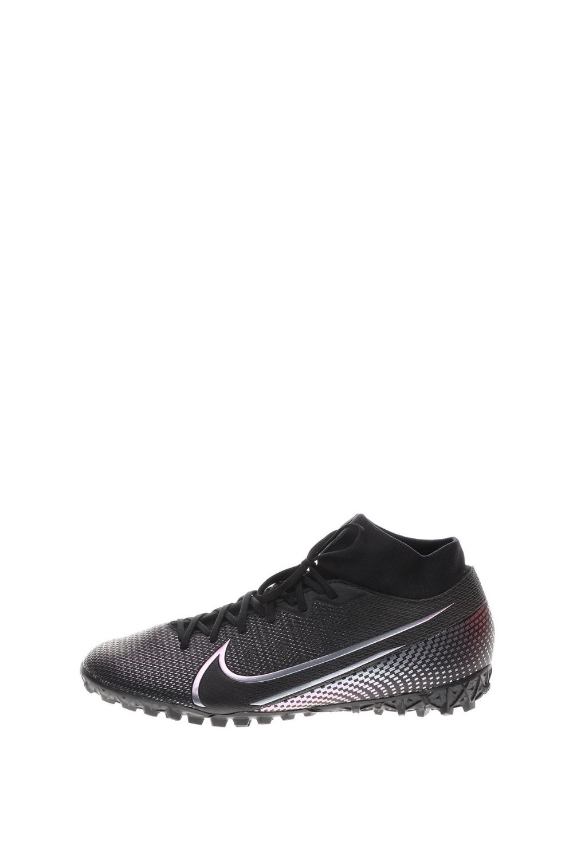 NIKE – Παπούτσια ποδοσφαίρου NIKE SUPERFLY 7 ACADEMY TF μαύρα