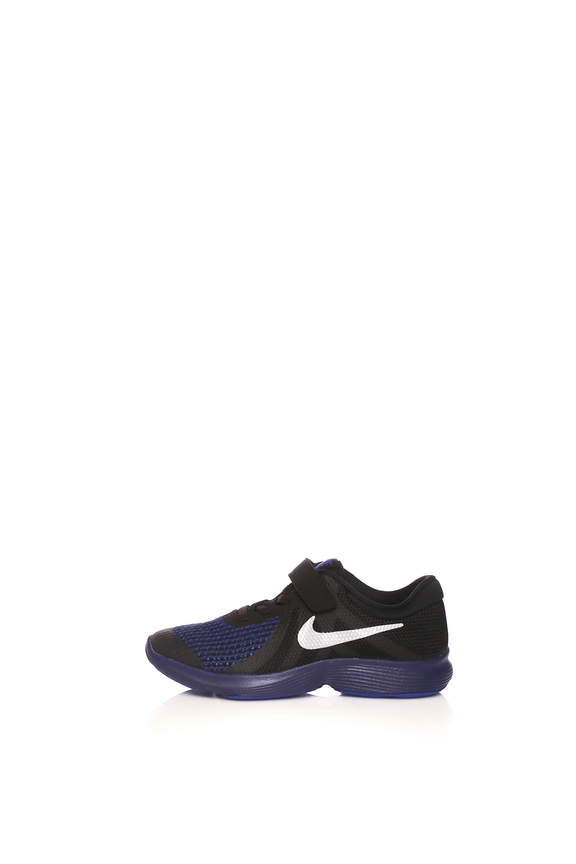 Collective Online NIKE – Παιδικά παπούτσια NIKE REVOLUTION 4 RFL (PSV)  μαύρα-μπλε 4bde82c409f