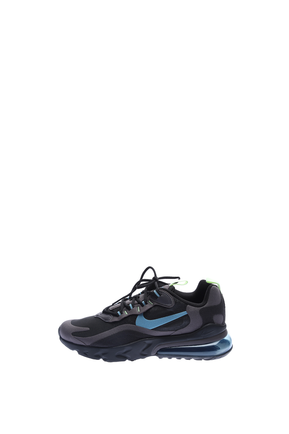 NIKE – Παιδικά αθλητικά παπούτσια NIKE AIR MAX 270 REACT (GS) μαύρα-μπλε