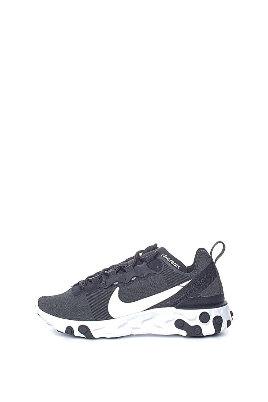 NIKE – Γυναικεία αθλητικά παπούτσια NIKE REACT ELEMENT 55 μαύρα-λευκά