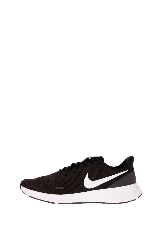 NIKE – Ανδρικά παπούτσια running NIKE REVOLUTION 5 μαύρα λευκά