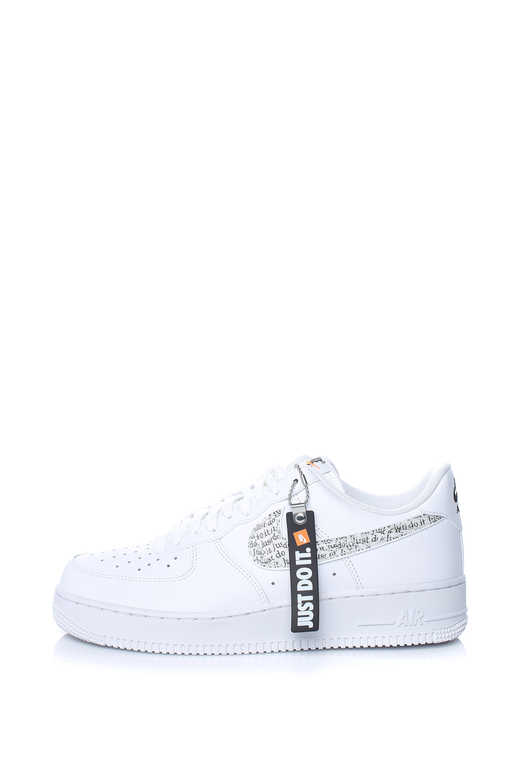 NIKE - Ανδρικά παπούτσια NIKE Air force 1  07 lv8 jdi lntc λευκά ... 3b5c9e8169b