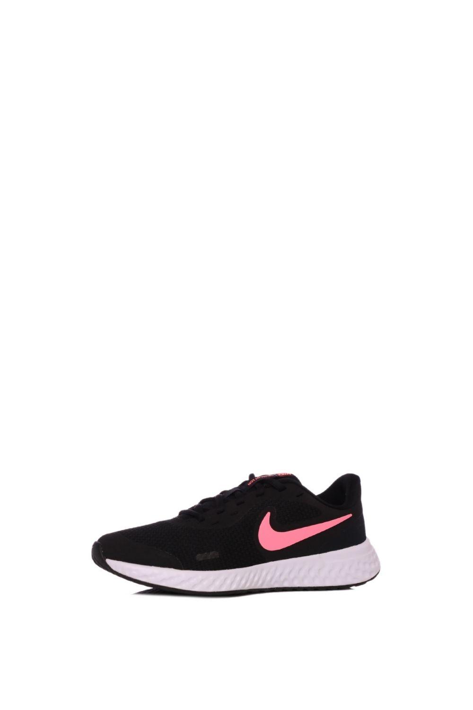 NIKE – Παιδικά παπούτσια running NIKE REVOLUTION 5 (GS) μαύρα ροζ