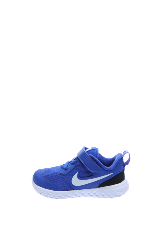 NIKE – Βρεφικά παπούτσια NIKE REVOLUTION 5 (TDV) μπλε