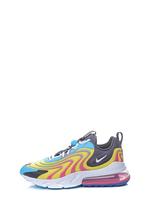 NIKE – Ανδρικά παπούτσια running NIKE AIR MAX 270 REACT ENG κίτρινα ροζ