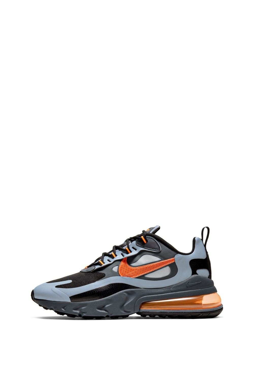 NIKE – Ανδρικά παπούτσια running AIR MAX 270 REACT WTR γκρι πορτοκαλί