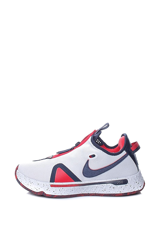 NIKE – Παπούτσι μπάσκετ NIKE PG 4 λευκό