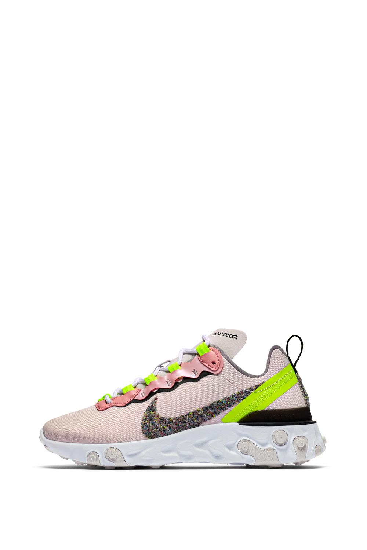 NIKE – Γυναικείο παπούτσια W NIKE REACT ELEMENT 55 PRM ροζ