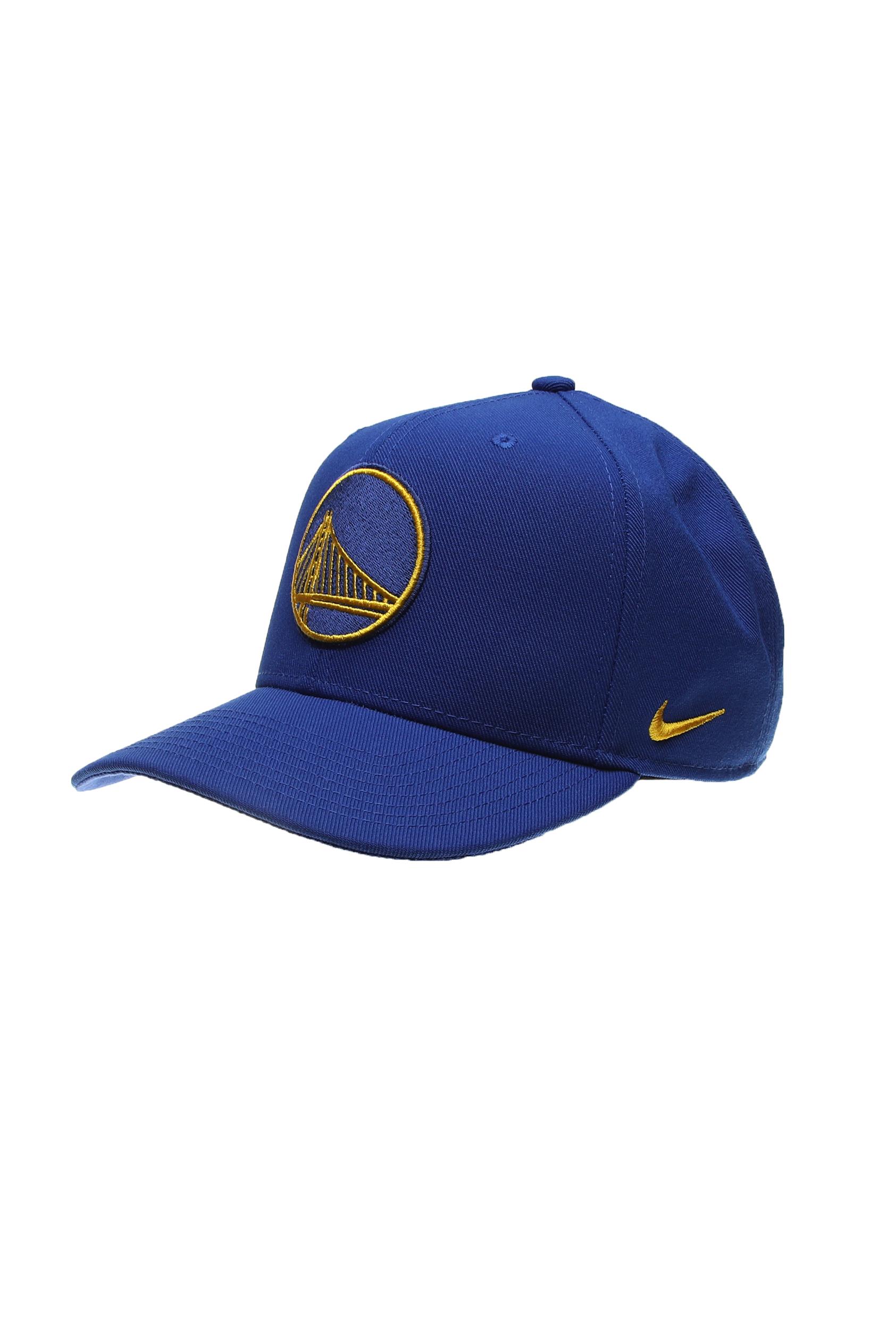 NIKE - Unisex αθλητικό καπέλο NIKE GSW NBA U NK PRO ADJ LOGO μπλε