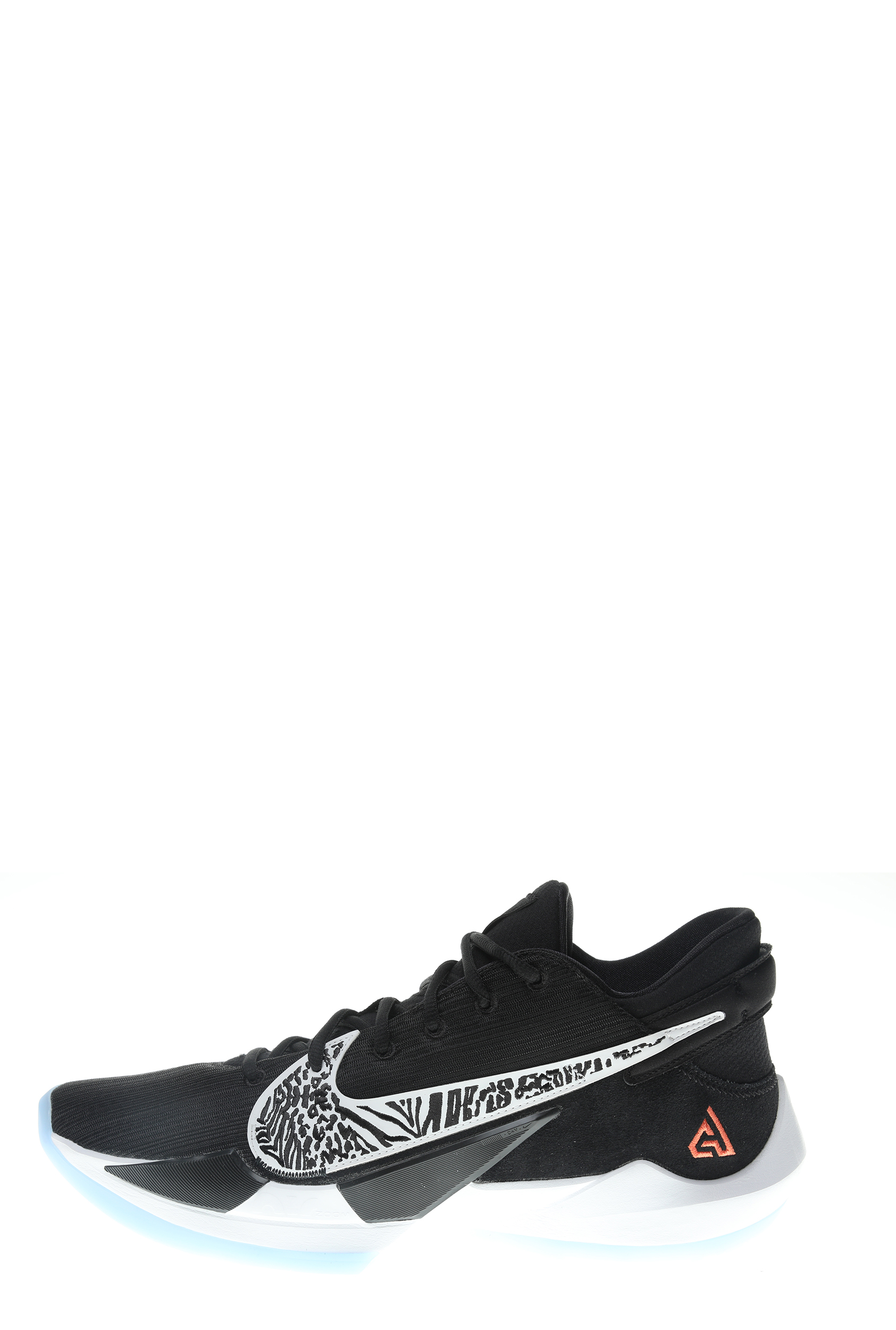 NIKE – Παπούτσι μπάσκετ ZOOM FREAK 2 μαύρο