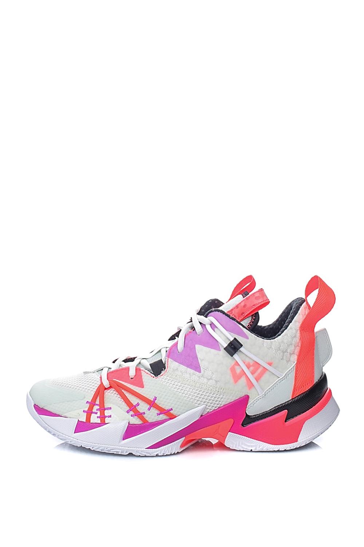 NIKE – Ανδρικά παπούτσια μπασκετ NIKE JORDAN WHY NOT ZER0.3 SE λευκά