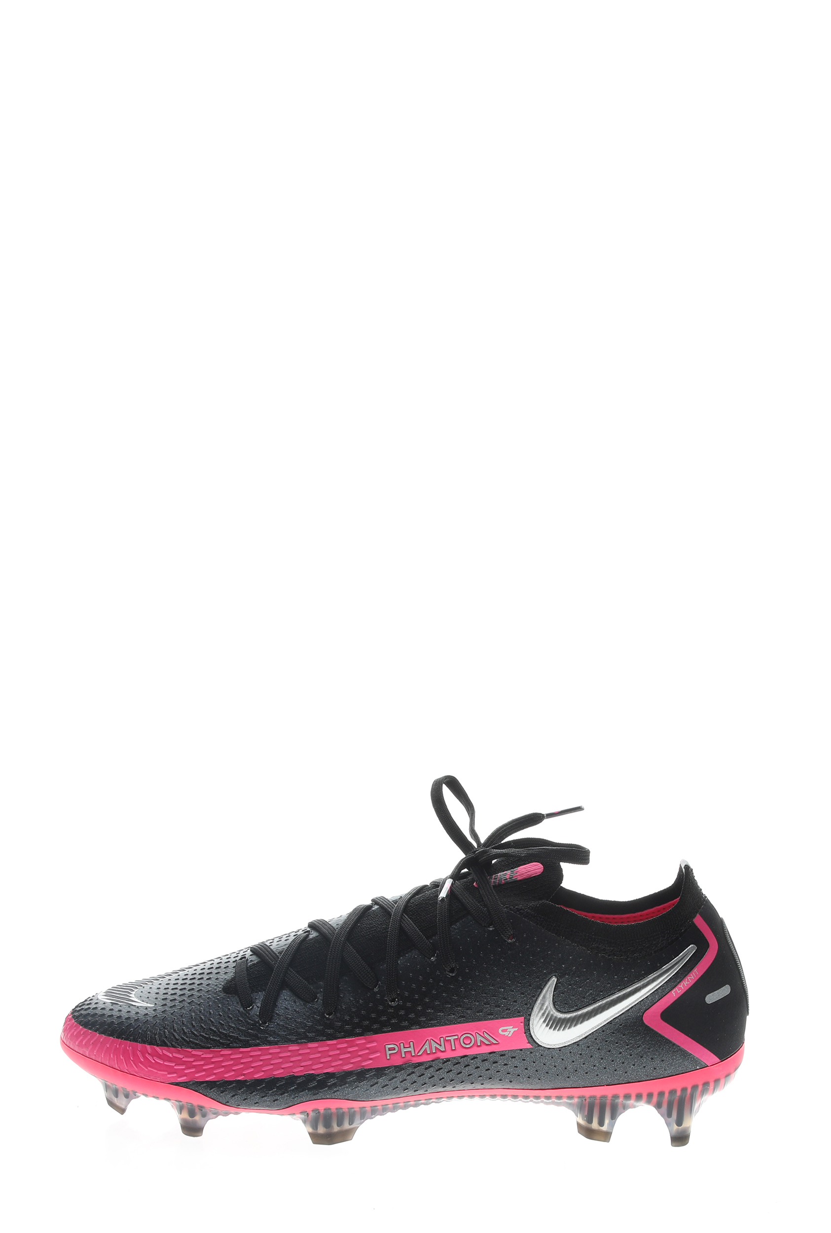 NIKE – Unisex παπούτσια ποδοσφαίρου NIKE PHANTOM GT ELITE FG μαύρα