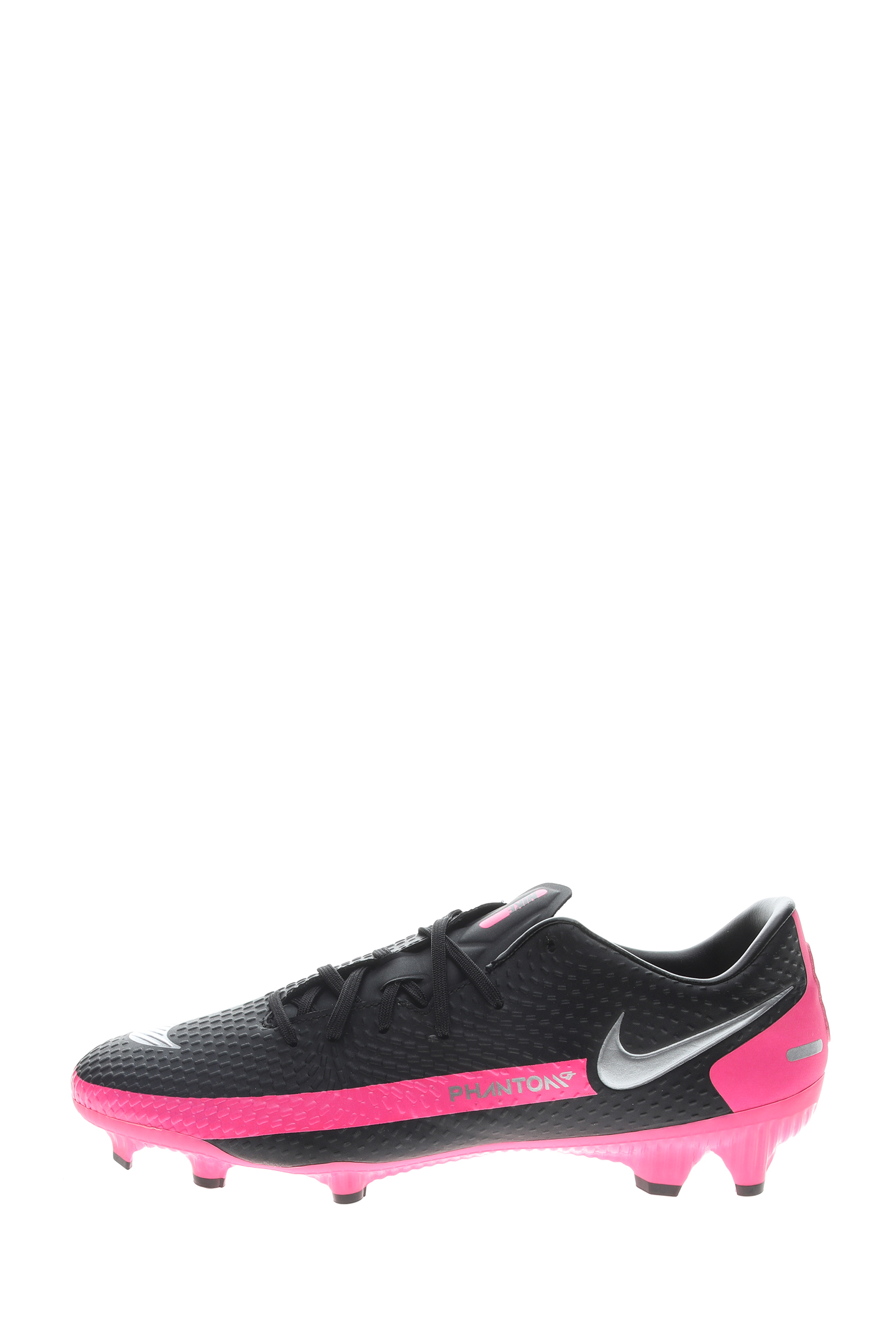 NIKE – Unisex παπουτσια football NIKE PHANTOM GT ACADEMY FG/MG μαύρα ροζ
