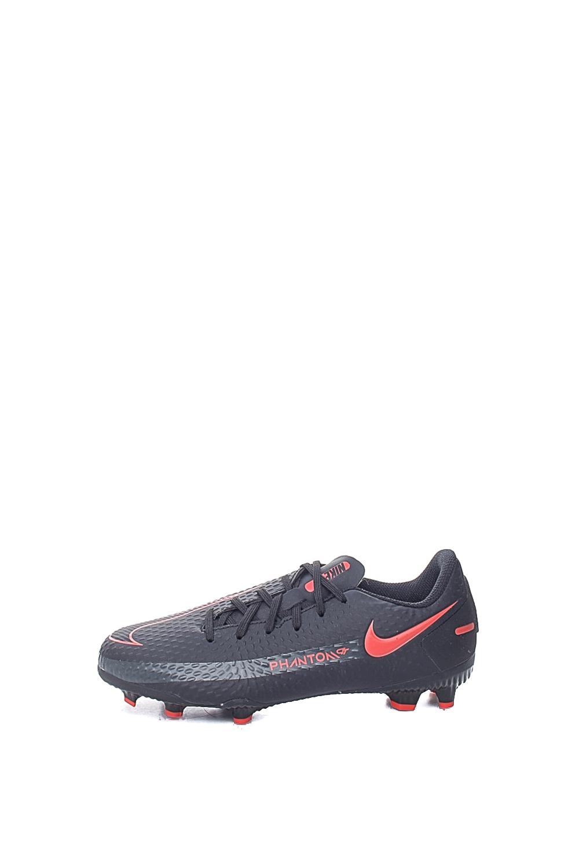 NIKE – Παιδικά παπούτσια ποδοσφαίρου NIKE JR PHANTOM GT ACADEMY FG/MG μαύρα