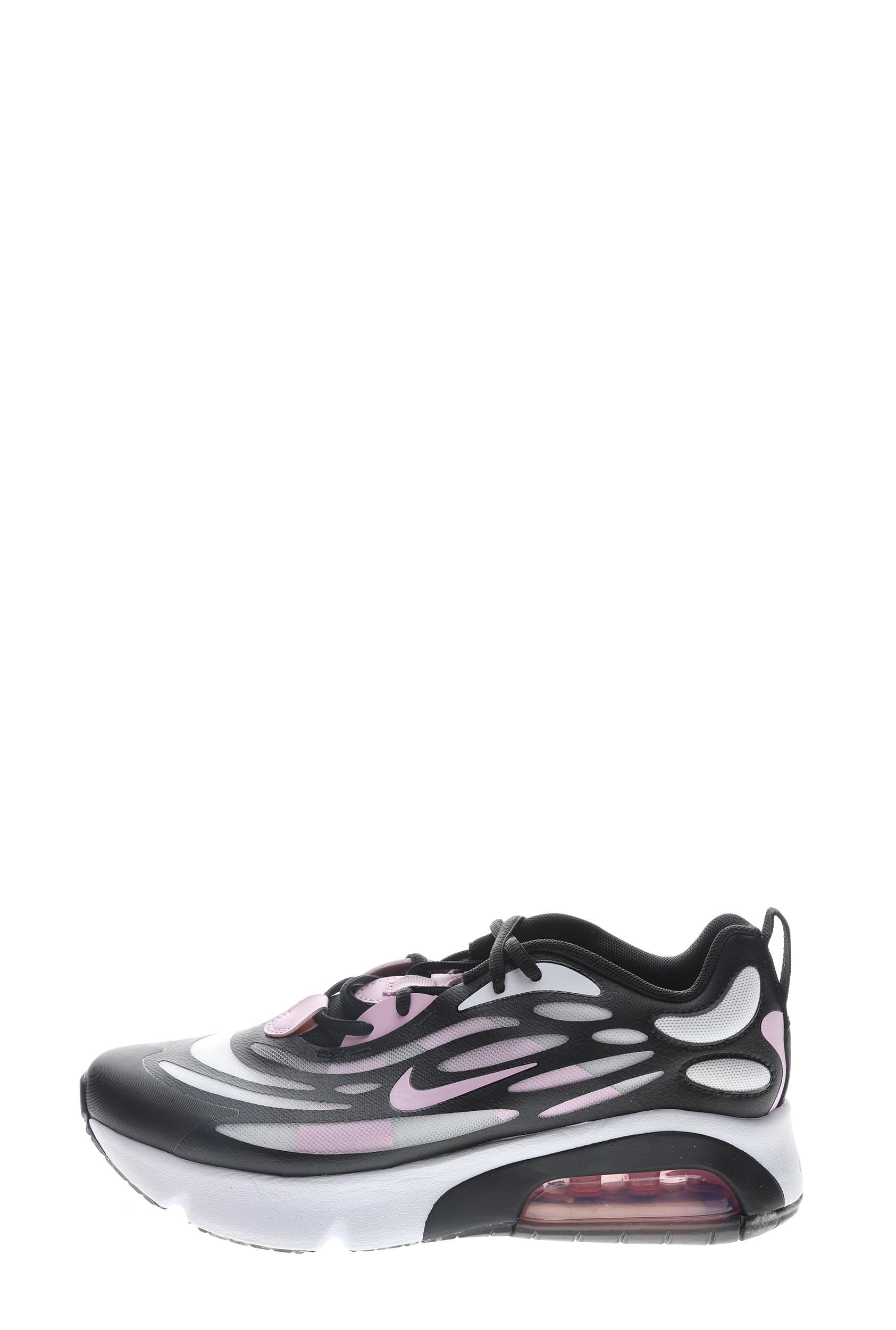 NIKE – Παιδικά παπούτσια running NIKE AIR MAX EXOSENSE (GS) μαύρα λευκά