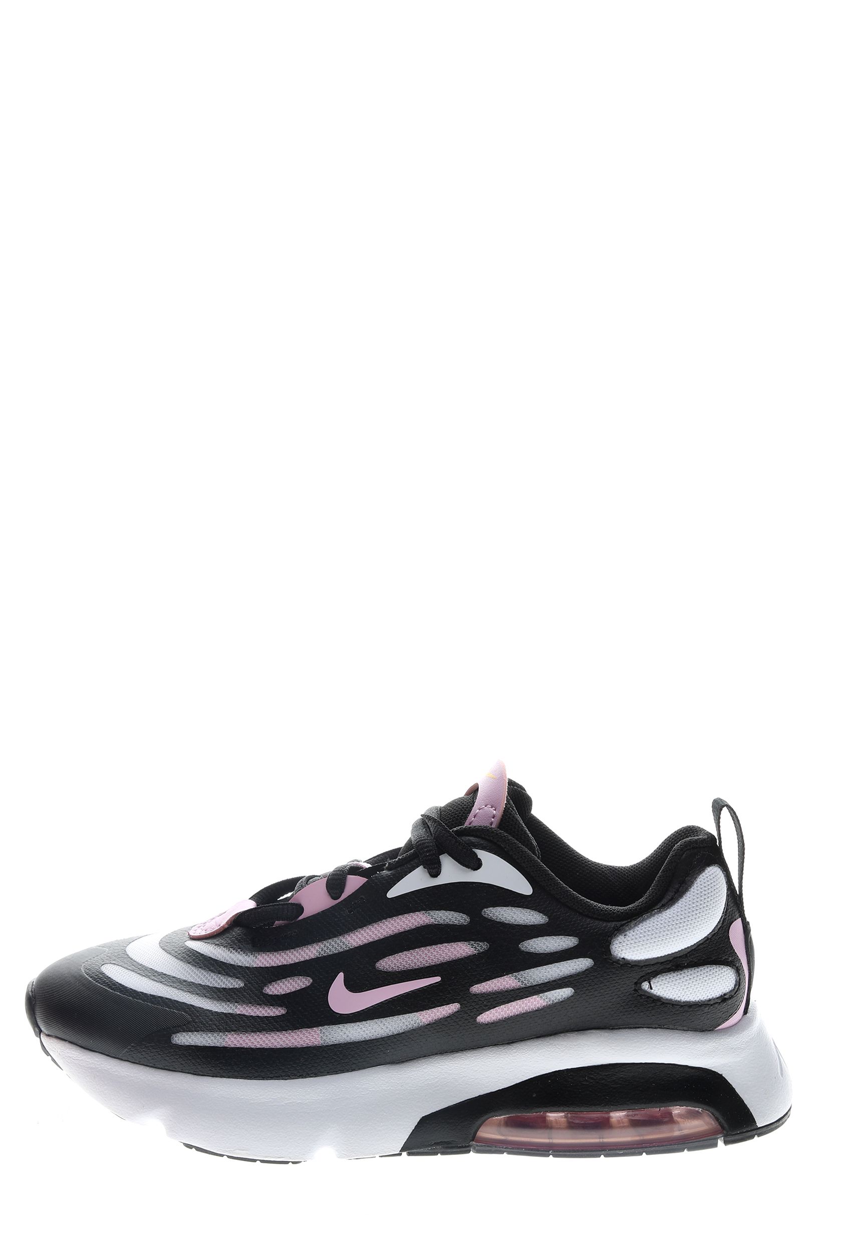 NIKE – Παιδικά αθλητικά παπούτσια NIKE AIR MAX EXOSENSE (PS) μαύρα λευκά