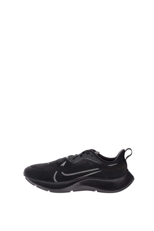 NIKE – Ανδρικά παπούτσια running NIKE AIR ZM PEGASUS 37 SHIELD μαύρα