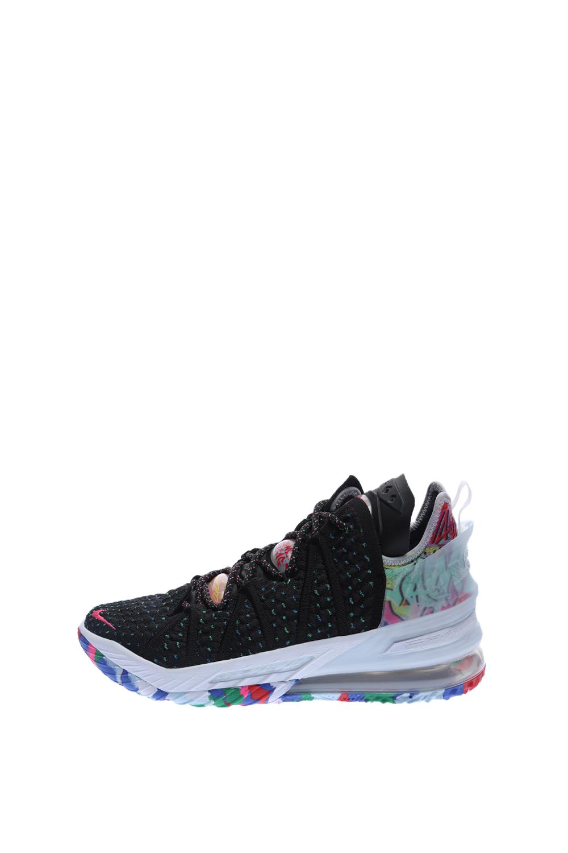 NIKE – Ανδρικά παπούτσια basketball NIKE LEBRON XVIII μαύρα