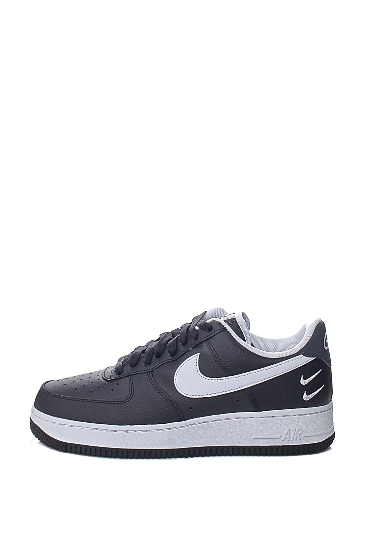 NIKE – Ανδρικά παπούτσια basketball NIKE AIR FORCE 1 '07 μαύρα λευκά