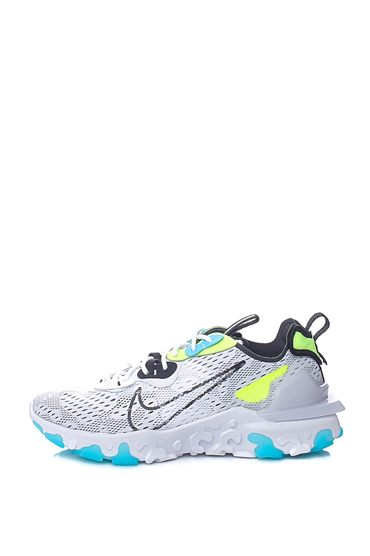 NIKE – Ανδρικά αθλήτικά παπούτσια NIKE REACT VISION λευκά