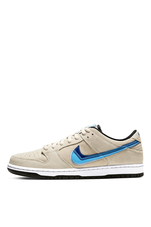 NIKE – Unisex παπούτσια NIKE SB DUNK LOW PRO μπεζ