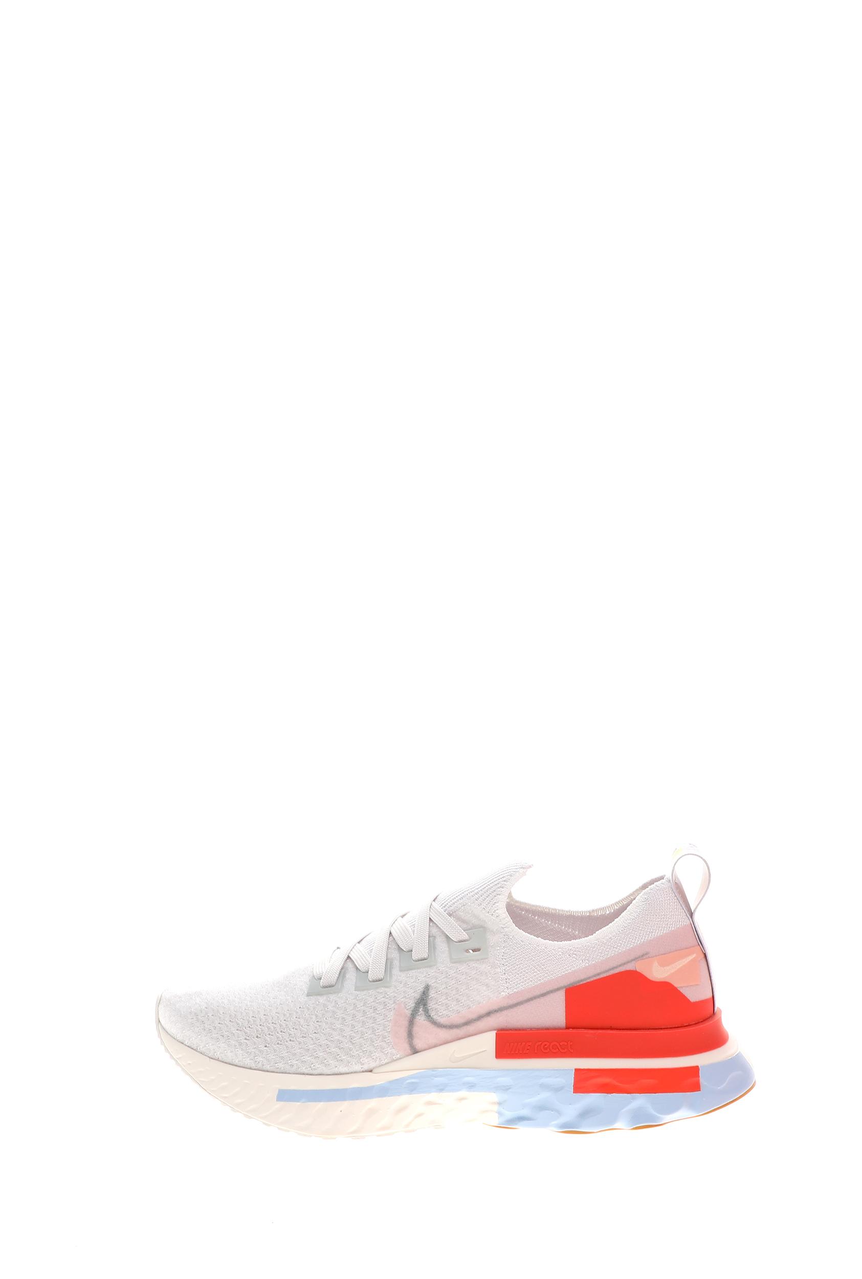 NIKE – Γυναικεία αθλητικά παπούτσια NIKE WMNS REACT INFINITY RUN FK PRM έκρου