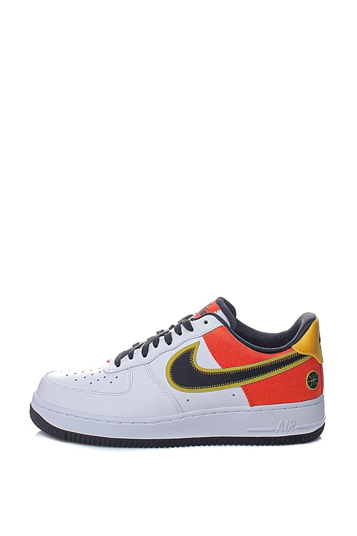 NIKE – Ανδρικά παπούτσια basketball NIKE AIR FORCE 1 '07 LV8 λευκά κόκκινα