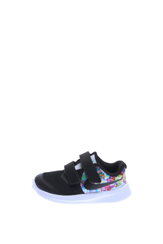 NIKE – Βρεφικά παπούτσια NIKE STAR RUNNER 2 FABLE (TDV) μαύρα