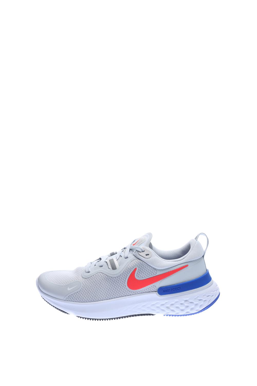 NIKE – Ανδρικά παπούτσια running NIKE REACT MILER ασημί