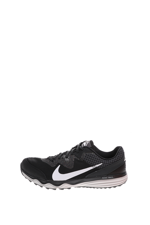 NIKE – Ανδρικά παπούτσια running ΝΙΚΕ JUNIPER TRAIL μαύρα λευκά