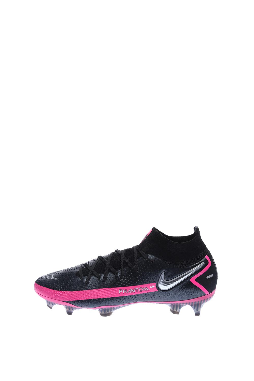 NIKE – Ποδοσφαιρικά παπούτσια NIKE PHANTOM GT ELITE DF FG μαύρα