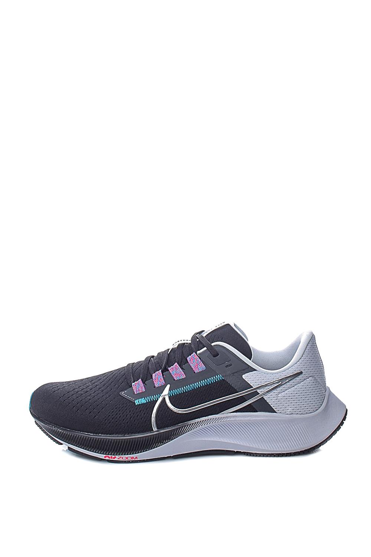 NIKE – Ανδρικά παπούτσια running NIKE AIR ZOOM PEGASUS 38 μαύρα ασημί