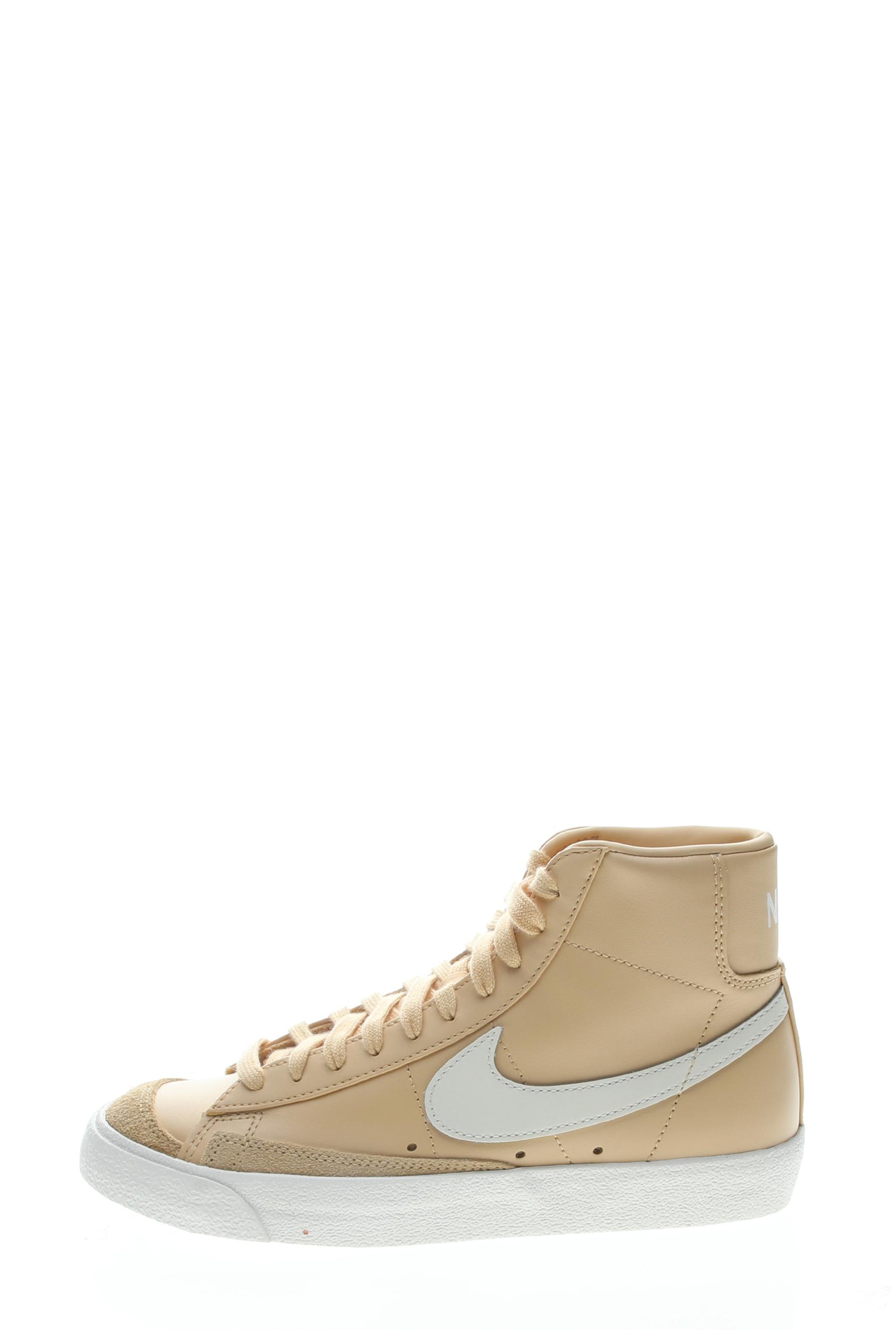 NIKE – Γυναικεία αθλητικά παπούτσια NIKE BLAZER MID '77 μπεζ